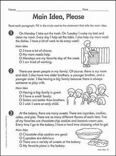 main idea graphic organizer search main idea worksheet 2nd grade worksheets