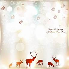 free vector vintage elegant merry christmas invitation card free vector in encapsulated