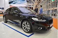 Ford Mondeo St Line 2016 Bologna Motor Show
