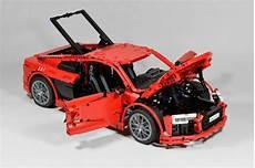 moc audi r8 v10 second generation lego technic and