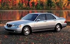 2004 acura rl information and photos zombiedrive