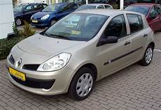 2007 renault clio iii pictures information and specs