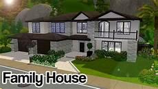 3 familienhaus modern the sims 3 a modern family house no cc