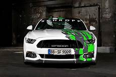 Official 807hp Ford Mustang Sf600r By Schropp Tuning