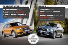 Audi Gebrauchtwagen F 252 Nf Jahre Garantie F 252 R Ea 189 Diesel