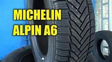 зимняя шина michelin alpin a6