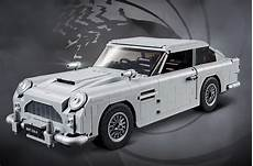lego creates bond aston martin db5 model autocar
