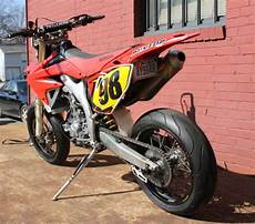 Honda Crf Modif Supermoto by Honda Crf 450 X 2006 Supermoto Motard Mx Cr