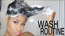 5 steps to the simplest wash day routine natural hair