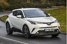 Car Review Toyota C Hr Hybrid The Independent