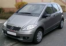 Mercedes A Klasse W169 Gebraucht - file mercedes w169 front 20080409 jpg