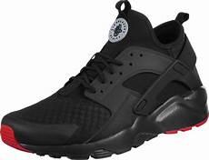 nike air huarache run ultra shoes black