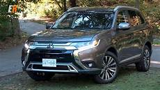 2019 Mitsubishi Outlander Review A 3 Row Value