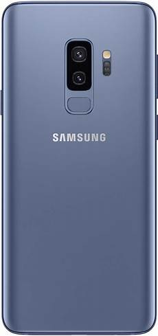 samsung galaxy s9 plus sm g965 64gb coral blue duos