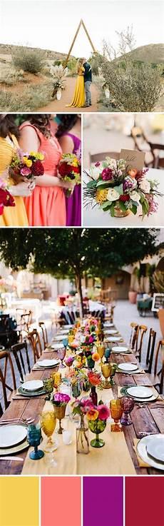 wedding colors 10 unique color palettes to make your