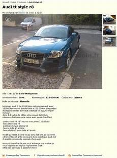 Audi Tt Quot Tuning R8 Quot Voitures Rh 244 Ne Alpes Best Of Le