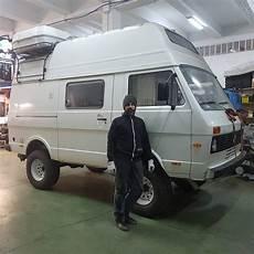 volkswagen lt 4x4 vanlife van cervan cer