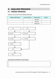 contoh proses produksi dalam proposal contoh proposal business plan 130413042137 phpapp01