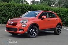 2017 Fiat 500x Pop Awd Review Web2carz