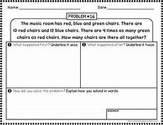 two step word problems worksheet 3rd grade 11396 multi step word problems 3rd grade by beth tpt