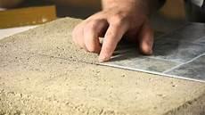 How To Lay Stick Vinyl Tiles On Concrete Floors