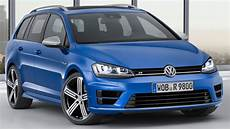 volkswagen golf ladevolumen vw golf r variant 1