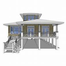 beach house plans on pilings amazingplans com house plan dt0068 sea oats beach