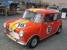 1964 morris cooper s nb historic racing car