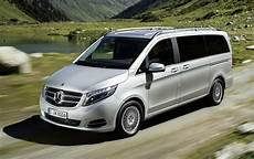 mercedes v class now available with 4matic all wheel