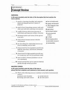 holt earth science worksheet answer key 13254 7 holt environmental science worksheet answer key science with images science worksheets