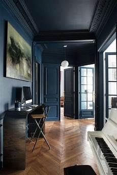 Regardsetmaisons Peindre Plafond En Noir