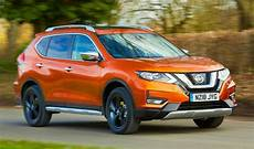 2018 nissan x trail platinum sv launches in the uk