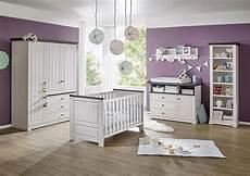 babyzimmer komplett massiv babyzimmer 6teilig kiefer massiv 2farbig wei 223 grau gewachst