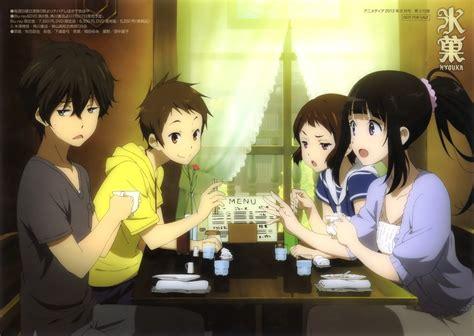 Anime Table