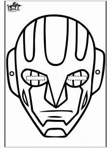 maske 15 basteln masken