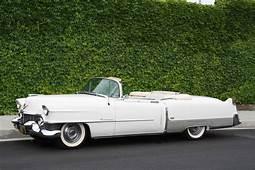 1954 Cadillac Eldorado  The Vault Classic Cars