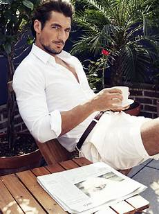 David Gandy Is One Of The Most Stylish On Instagram