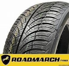 Ganzjahresreifen Allwetter Reifen 195 65 R15 91h Roadmarch