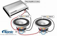 2 ohm subwoofer parallel wiring diagram nvx vsw152v2 1500 watt 750w rms 15 quot vs series dual 2 ohm car
