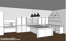 craft room studio design plan sawdust 174