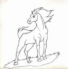 Disney Malvorlagen Spirit Pferde Spirit Ausmalbilder