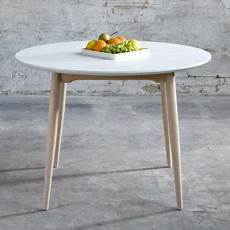 Table Ronde Avec Rallonge Design Danois Table Table