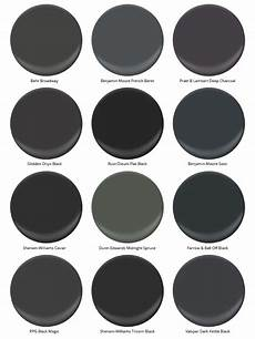 trade secrets the best black paint colors for any room apartment therapy