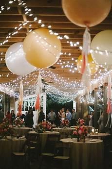 pink and gold wedding wedding balloons wedding