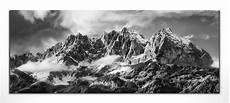 Leinwandbilder Schwarz Weiß - wilder kaiser sw nr 03 leinwandbilder acrylglasbilder