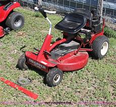 snapper hi vac lawn mower no reserve auction wednesday june 12 2013