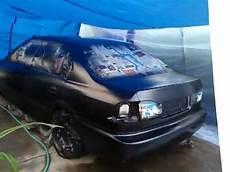 Painted My Own Car Diy Spray Booth