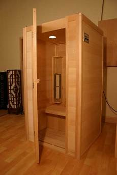 Condo Sauna 3 X 3 This Sauna Goes In Any Apartment