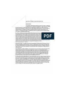 dispense di macroeconomia macroeconomia riassunti completi