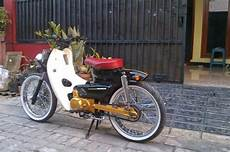 Modifikasi Legenda 2 by Dunia Modifikasi Kumpulan Foto Hasil Modifikasi Motor